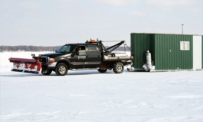 fish house services mille lacs