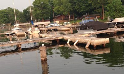 fishhouses